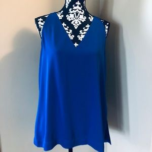 Babaton Sleeveless Blouse Size M